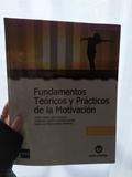 LIBRO FUNDAMENTOS DE LA MOTIVACIÓN,  UNED - foto