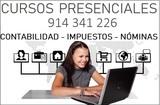 CURSO CONTABILIDAD .  INICIO 22 MARZO - foto