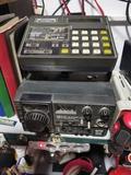 Equipo de radioaficionado - foto