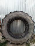 Ruedas + neumáticos tractor 16 9 34 - foto
