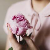 Rosas para el dia de la mujer. - foto
