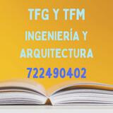 AYUDA /  TFM/TFG/PROYECTO INGENIERÍA< - foto