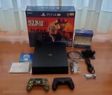 PlayStation 4 pro 1Tb  - foto