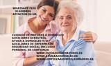 Cuidado personas mayores - foto