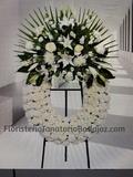 Envió de flores y coronas funebres - foto