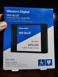 SSD WD BLUE 3D 4TB PRECINTADO