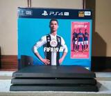 Ps4 Slim Pro 1TB ed. Fifa19 - foto