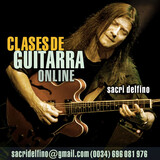 CLASES DE GUITARRA-IMPROVISACIÓN ON LINE - foto