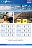 Hotel en playa de Gandía - foto