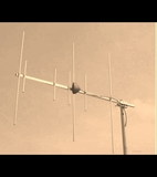 Antena directiva  vhf / uhf - foto