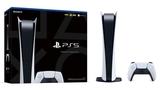 Playstation 5 digital - foto