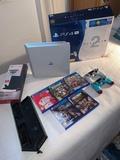 Playstation 4 Pro Edición blanca 1TB - foto