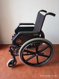 silla de ruedas 75 euros - foto