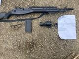 Réplica fusil m14 de muelle - foto