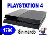Consola PlayStation 4 por 179 - foto