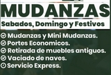 MUDANZAS PORTES ECONOMICO DESDE 30 - foto