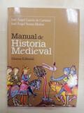 MANUAL DE HISTORIA MEDIEVAL JOSÉ ÁNGEL G - foto