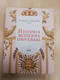 HISTORIA MODERNA UNIVERSAL - ALFREDO FL - foto