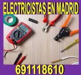 Electricistas en madrid - foto