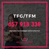 ELABORAMOS EL TFM Y EL TFG CON ÉXITO - foto
