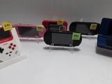 Variedad de consolas  portÁtil - foto
