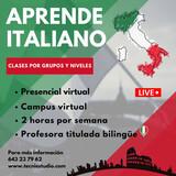 CLASES DE ITALIANO - foto