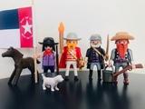 PLAYMOBIL Soldados Confederados Sudistas - foto