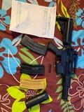 arma de airsoft replica de m4 - foto