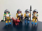 Playmobil tercios conquistadores soldado - foto