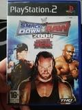 Juego ps2 SMACKDOWN VS RAW 2008 - foto