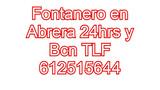 FONTANERO EN ABRERA BARATO 24HRS - foto