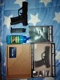 Pistola modelo walther p99.(replica) - foto