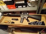 Réplica de M16 airsoft como nueva. - foto