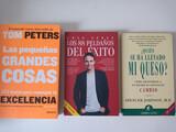 ANXO PÉREZ ,  TOM PETERS LOTE LIBROS - foto