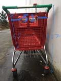 carros para la compra grandes almacenes - foto