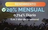 GANO UN 20% MENSUAL - foto