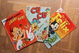 3 COMICS 1952-1954 RAROS 48 € LOS TRES - foto