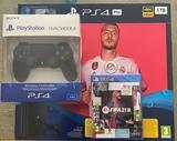 PS4 PRO 1TB con 2 MANDOS Y FIFA 21 - foto
