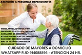 CUIDADO DE MAYORES MADRID - foto