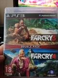 2 juegos ps3 far cry 3 y far cry 4 - foto