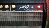 FENDER SUPERSONIC 60 (SUPER SONIC)