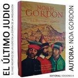 NOVELA - EL ÚLTIMO JUDÍO - NOAH GORDON - foto