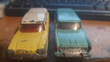 coches Dinky toys. - foto