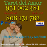 vidente oferta 15 min 5euros 931002481 - foto