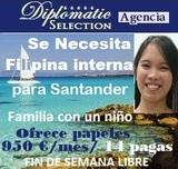 FILIPINA EN SANTANDER/SE OFRECEN PAPELES - foto