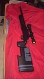 Sniper francotirador M63 Doble eagle - foto