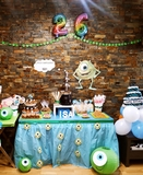Mesas dulces para eventos - foto