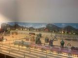 Maqueta de trenes H0 Digital y Analógica - foto