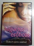 DVD: JUGUETES ERÓTICOS