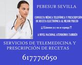 TELEMEDICINA Y RECETA MEDICA ECONÓMICA - foto